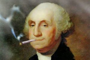 George-Washington-Smoking-a-Joint-720x480