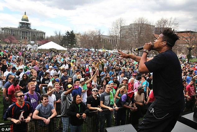 2017 Denver 420 Party