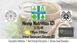 event brite Hemp Nutrition 101 feature