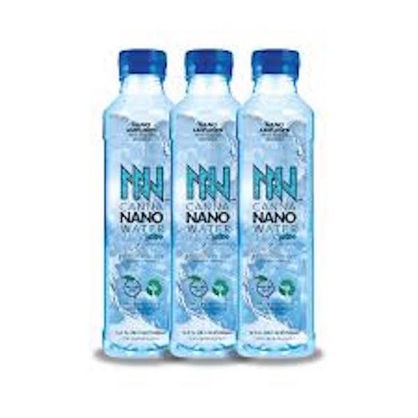 canna nano cbd water