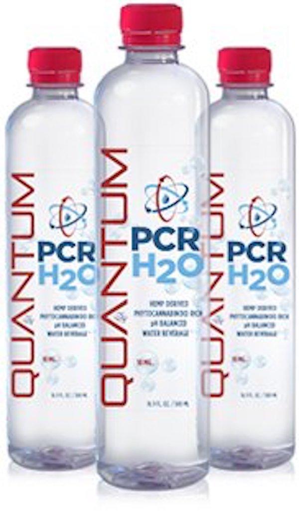 quantum cbd water