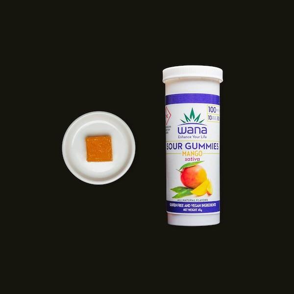 wana sour gummies